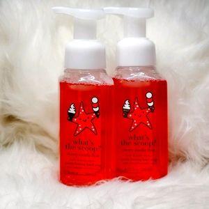 Foaming Hand Soap Cherry Vanilla Float